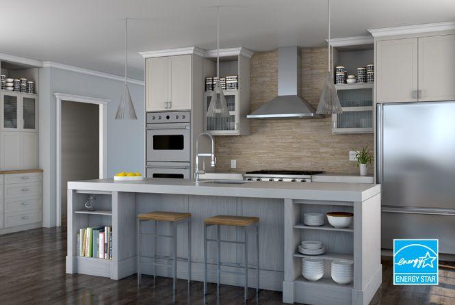 Zephyr  Siena Energy Star Kitchen Range Hood Prostyle Kitchen Prepossessing Pro Kitchen Design Review