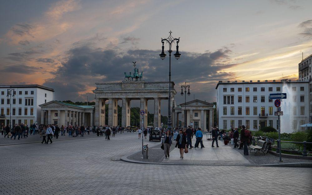 Berlin Brandenburger Tor von KHS-Fotografie.de