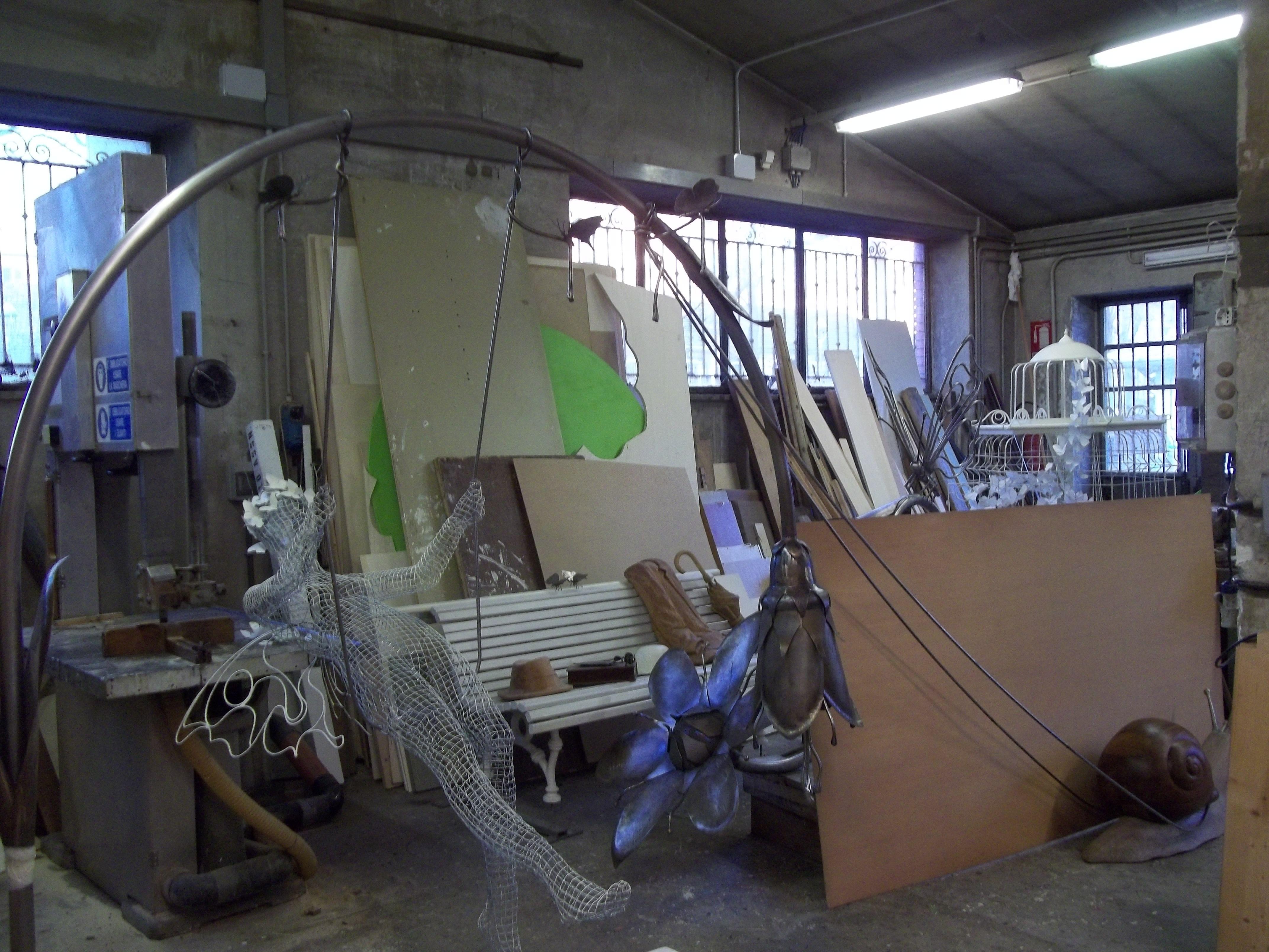 Laboratorio Turin Sculptures