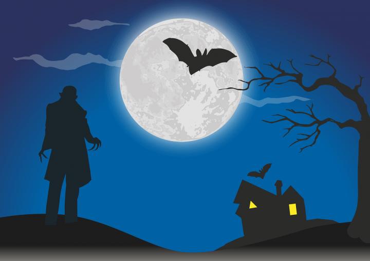Night Sky For October 2020 Halloween Moon Halloween Full Moon Origin Of Halloween
