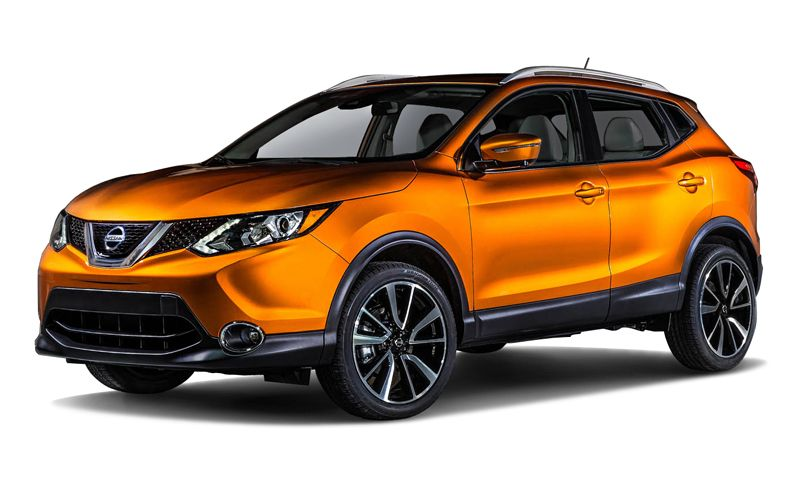 Nissan Rogue Sport Car And Driver Love The Color