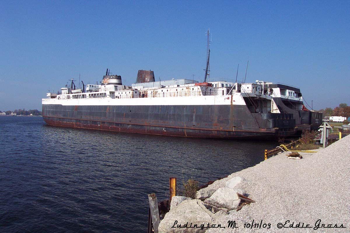 chief wawatam ferry Arthur K Atkinson & Spartan