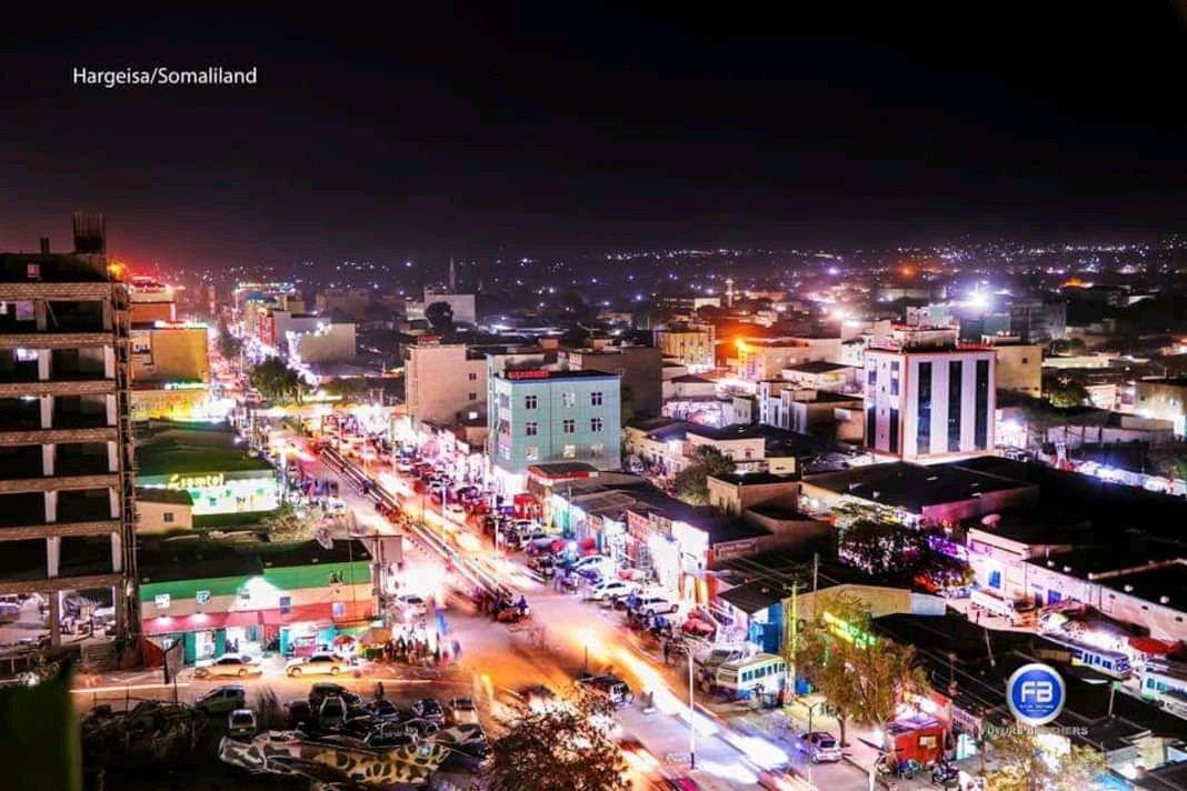 Hargeisa Somaliland Manchester City City Landmarks