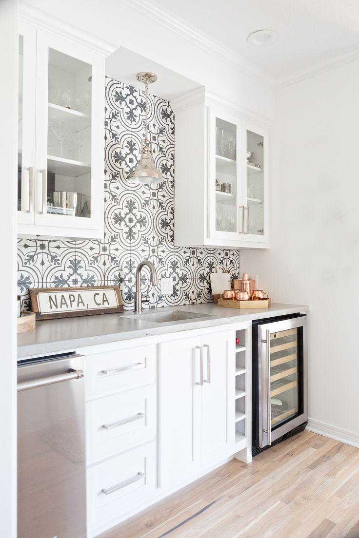 Modern Bathroom and Bar Design Ideas   Bar, Modern and Kitchens