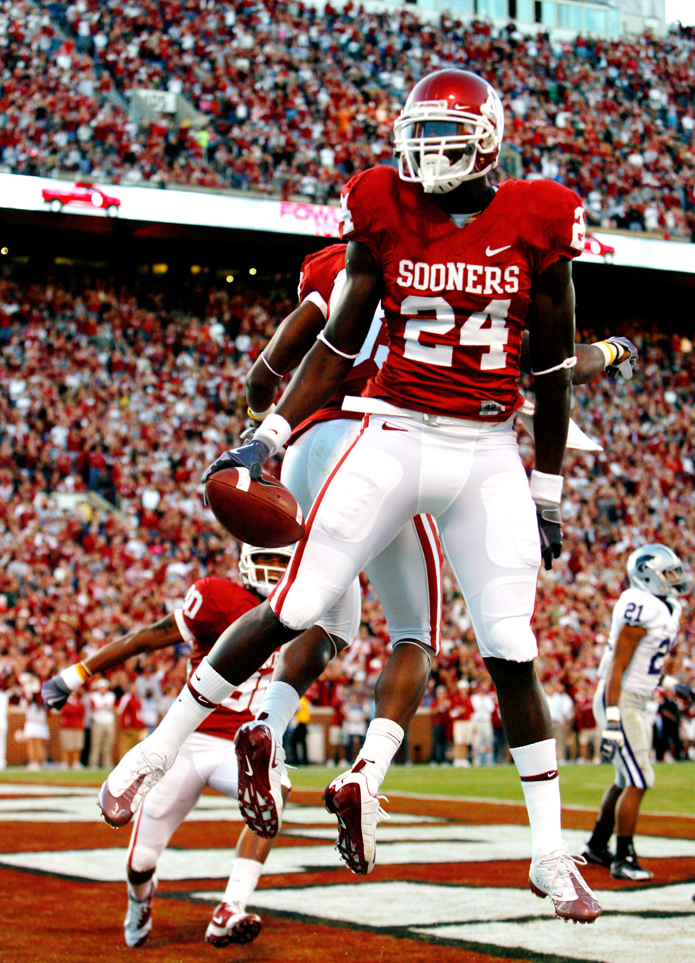 Image detail for -Oklahoma Sooners - Kansas State Wildcats - Big 12