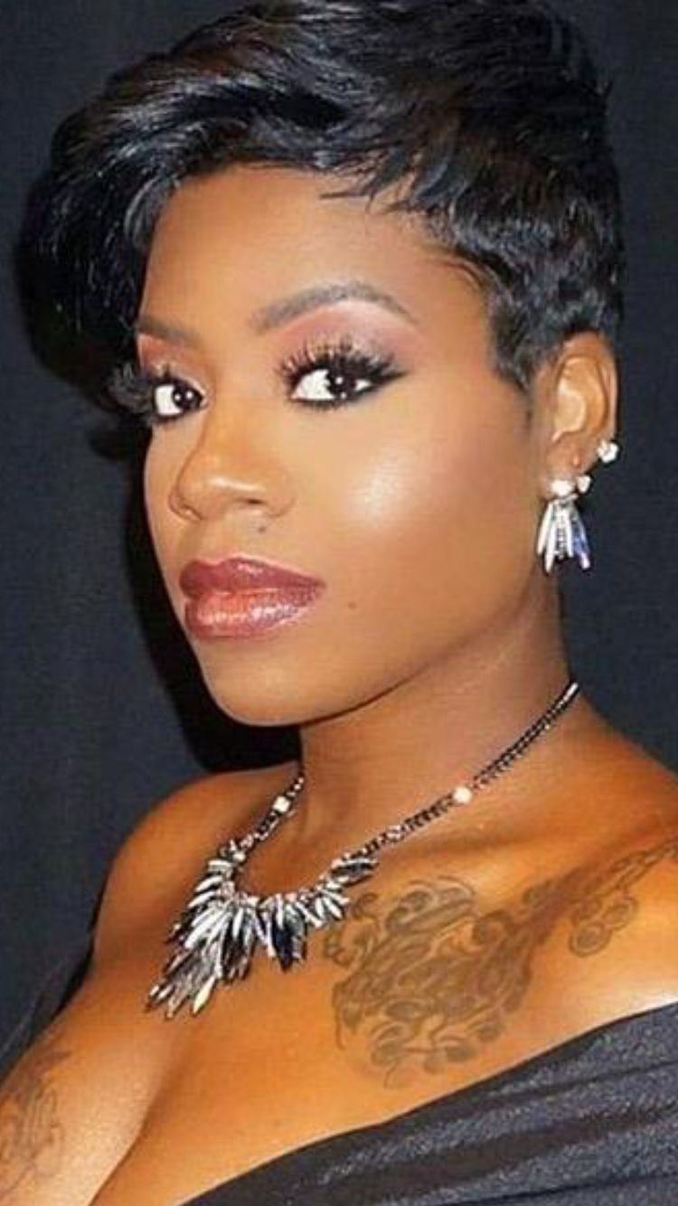 Fantasia Fantasia Hairstyles Short Hair Styles Gorgeous Hair