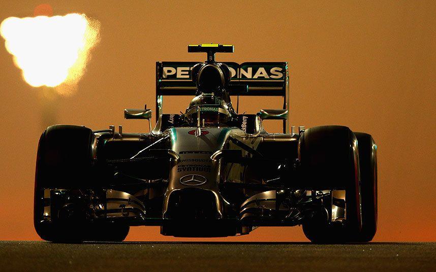 n rosberg F1 Mercedes 2014