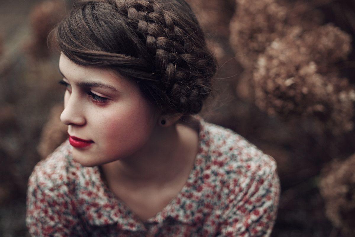 Pin by karina meneghini on beautiful hair pinterest braid crown