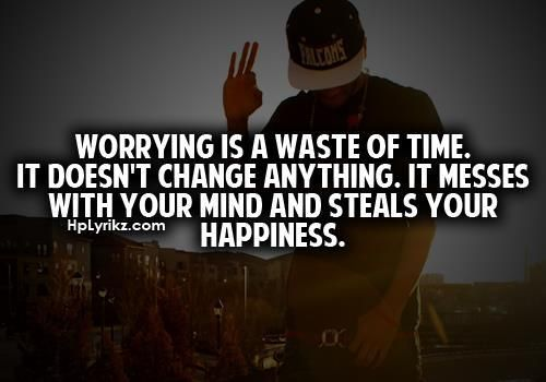 Quotes About Worrying Worry Quotes Sayings Pictures & Images  Don't Worry About It .
