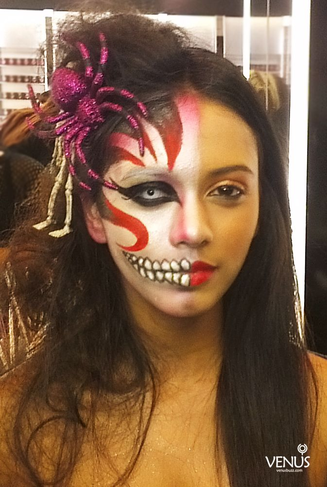 Halloween Eye Makeup Ideas | MAC Halloween tip or trick 2012 ...