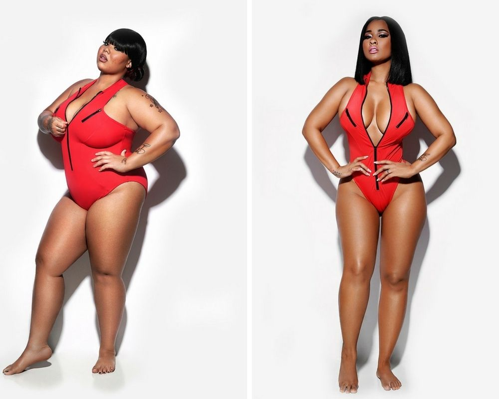 e1502f37ca Love and Hip Hop Atlanta Star, Tammy Rivera has expanded her T-Rivera  swimwear company to include plus sizes with the launch of TPlus!