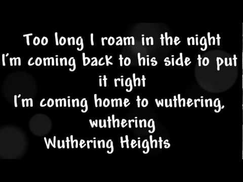 Kate Bush-Wuthering heights - YouTube | obsessed : Wuthering