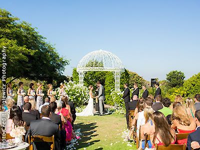 South Coast Botanic Garden Wedding Venue La Venues Palos Verdes 90274