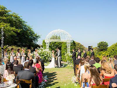South Coast Botanic Garden Wedding Venue LA Venues Palos Verdes 90274