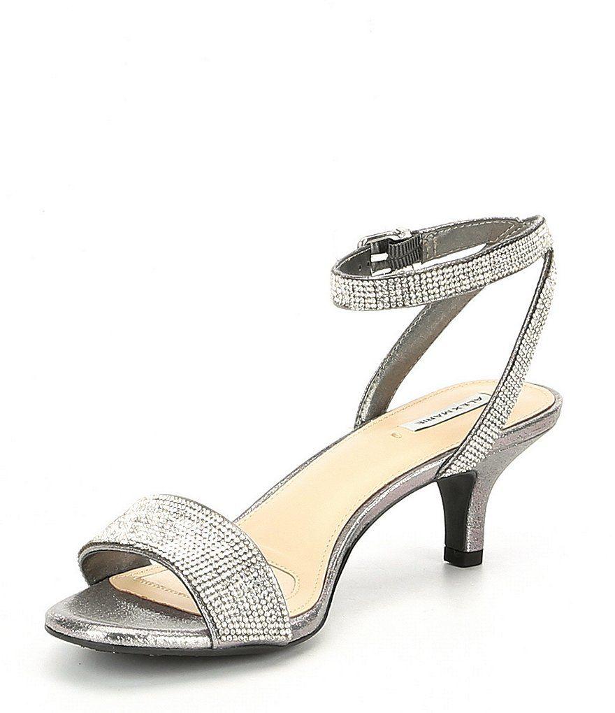 Alex Marie Nallie Shimmer Banded Sandals Sandals, Cheap