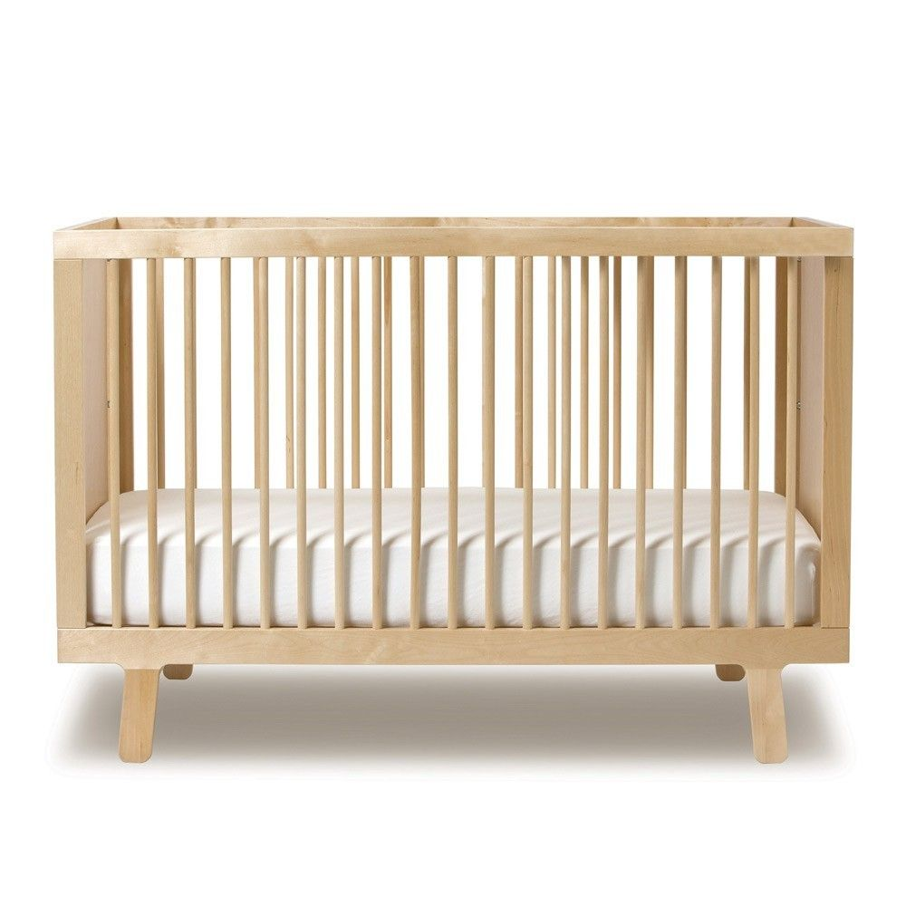 Oeuf NYC Birch Sparrow Bed Conversion Kit-product