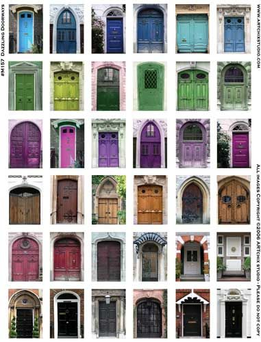 doorway ideas putz