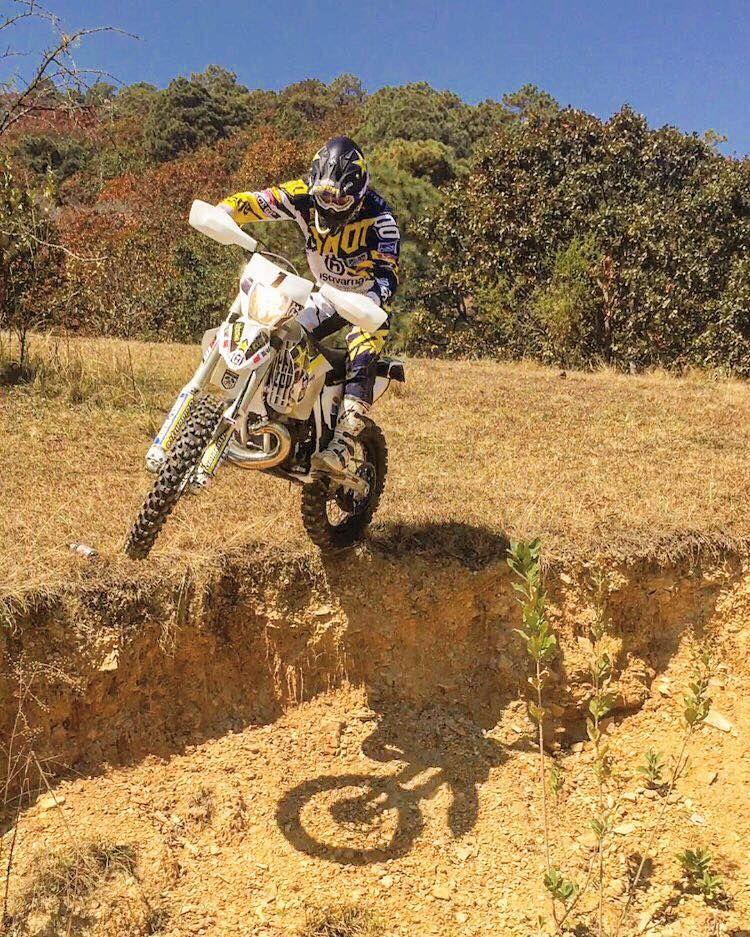 Graham Jarvis Husqvarna Motorcycles Rockstar Energy Enduro