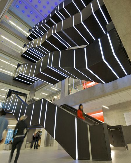 A New Design Movement That Can Help Us Beat Obesity Mall Design Atrium Design Shopping Mall Interior