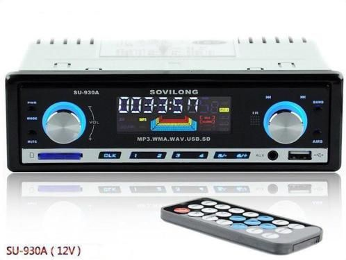 12V Great quality Car Radio FM MP3 player with USB SD slot supports Play MP3/WMA forma music   Description Item specifics: Special Features:Radio Tuner,MP3 Players Placement:In-Dash Radio Respon