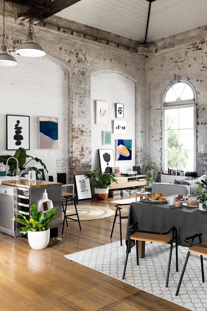 This Former Gas Regulating Factory From 1887 Has Been Remade Into Absolutely  Stunning Loft. Currently The Brand Hunting For George Is Using.