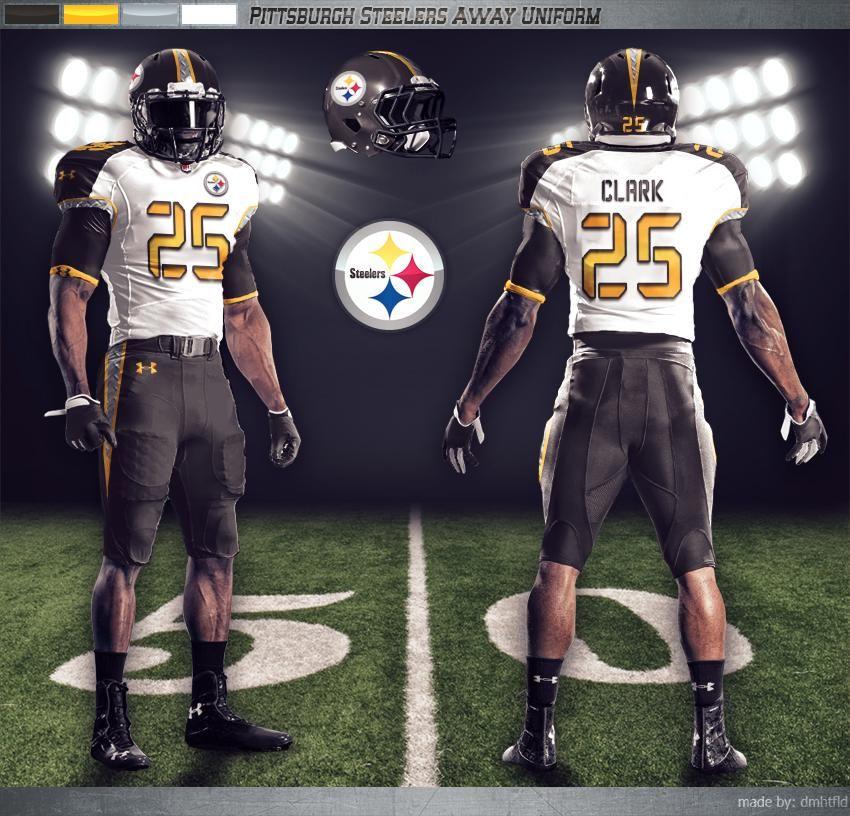 the best attitude 0341e a44f4 Ryan Clark | steelers | Nfl uniforms, Steelers uniforms ...