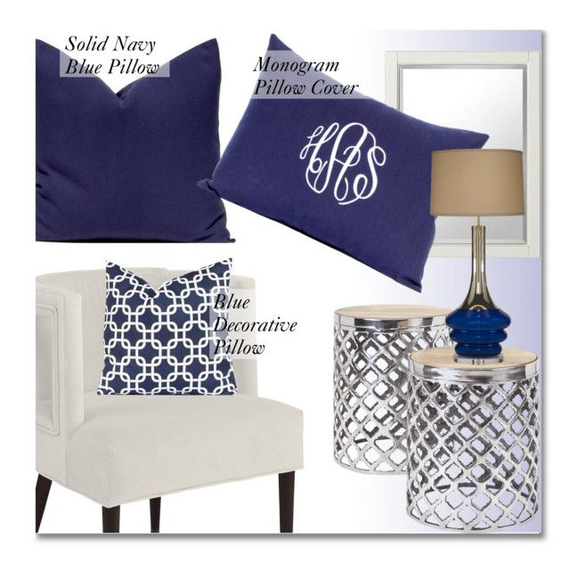 """Company Twenty Six - Pillows"" by monmondefou ❤ liked on Polyvore featuring interior, interiors, interior design, home, home decor, interior decorating, Universal Lighting and Decor, Bourne, pillows and companytwentysix"