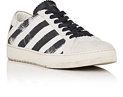 11244c94fb27 Off-White c o Virgil Abloh Diagonal-Striped Low-Top Sneakers - Sneakers -  504703085