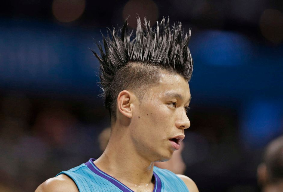 Jeremy Lin S Various Hairstyles Jeremy Lin Lins Celebrities