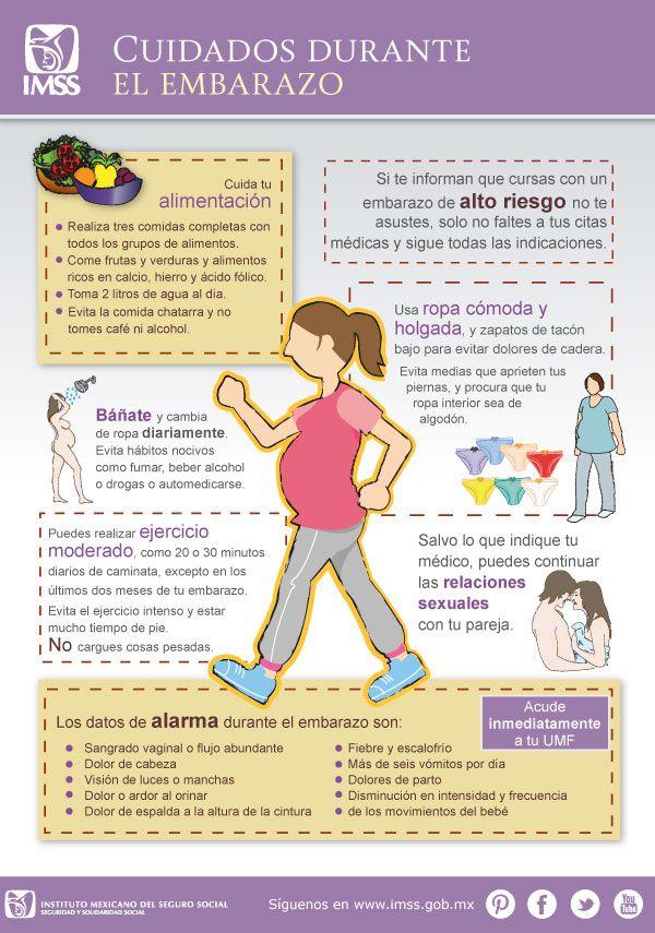 8bf83d3ce Cuidados Durante el Embarazo | Maternidad | Cuidados en el embarazo ...
