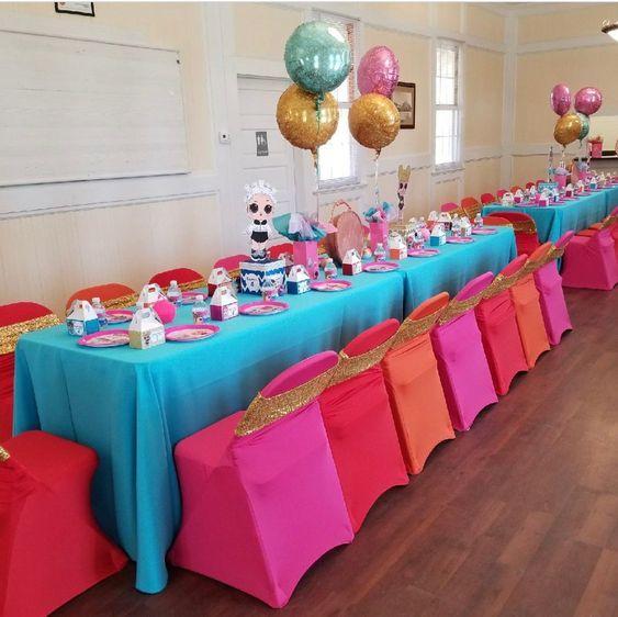 Fiestas Infantiles De Moda Uiltimas Tendencia En Decoracion De Fiestas Infantiles Tenden Suprise Birthday Party Birthday Surprise Party Surprise Party Themes