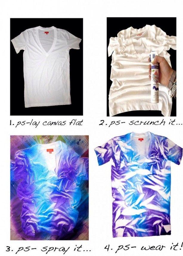 Met Zelf Op Te Idee Leuk Een PimpenIk Om Heb Textielverf Shirt wvnN0m8