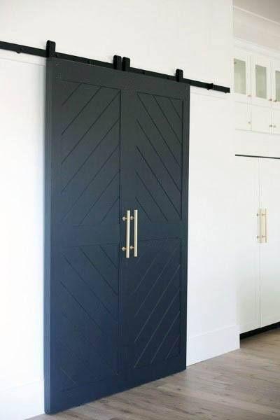 Walk In Closet Door Ideas