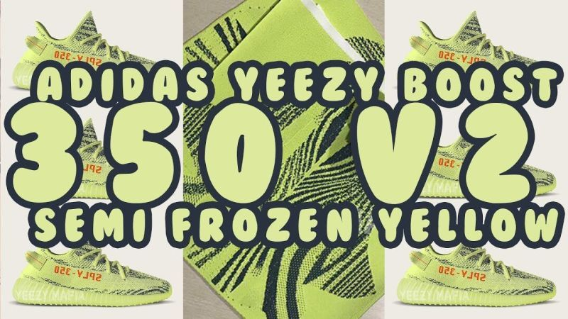 adidas yeezy frozen yellow link