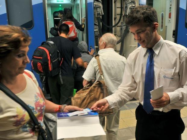 CRÓNICA FERROVIARIA: Se triplicó la cantidad de pasajeros que utilizan ...