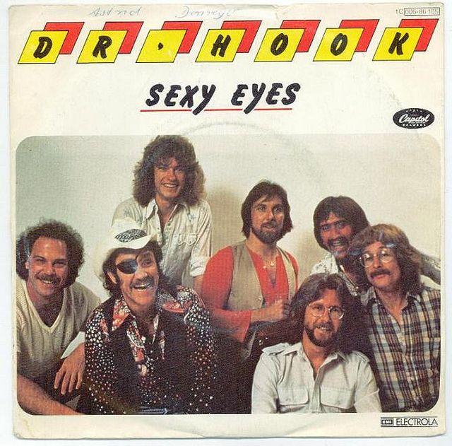Dr hook sexy eyes lyrics