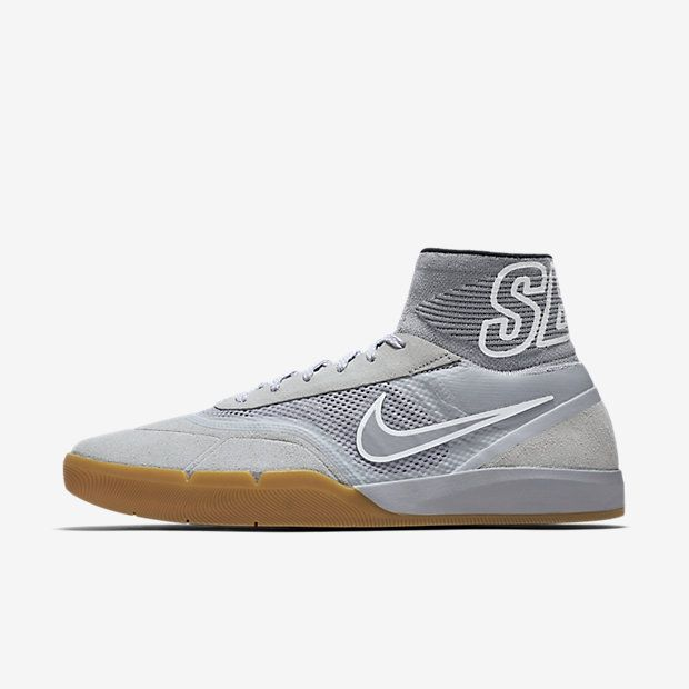 Nike SB Koston 3 Hyperfeel Men's Skateboarding Shoe Wolf Grey/White/Black/Wolf Grey