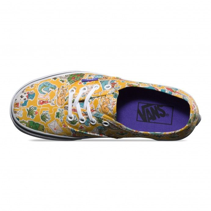 1476c2f6ab Vans Liberty Authentic Schuhe (Liberty) Wonderland True White ...