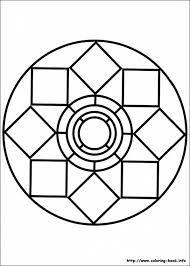 Basit Mandala Cizimleri Ile Ilgili Gorsel Sonucu Vitray Desenleri Mandala Boyama Sayfalari