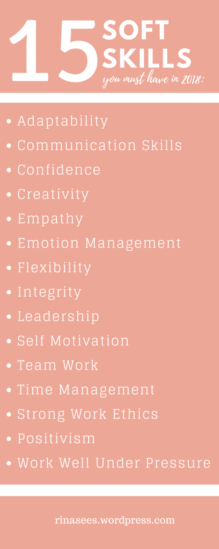 Soft Skills That MUST Be Part of Your Resume in 2018 (With