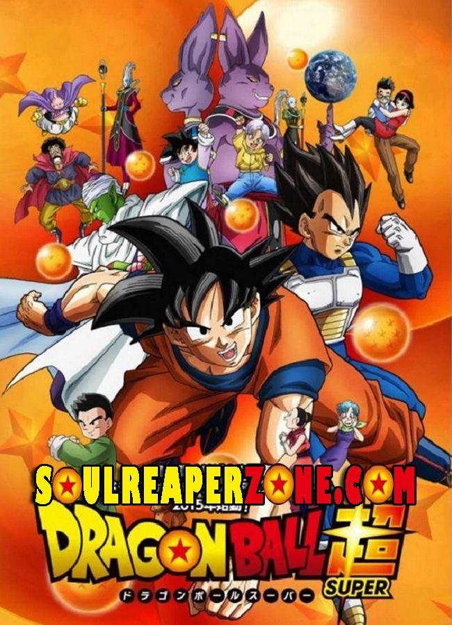 Dragon Ball Super Bluray [BD] Dual Audio Episodes 480p