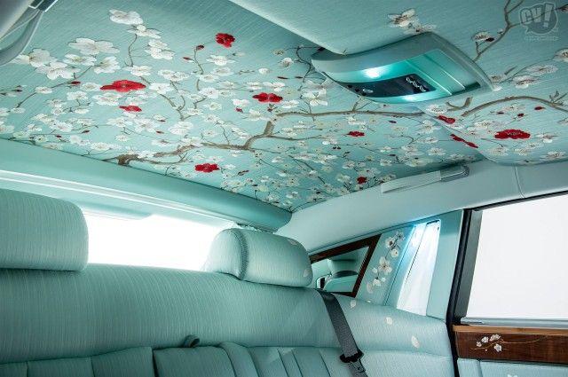 Rolls Royce Serenity Rolls Royce Phantom Luxury Cars Rolls Royce Rolls Royce Interior