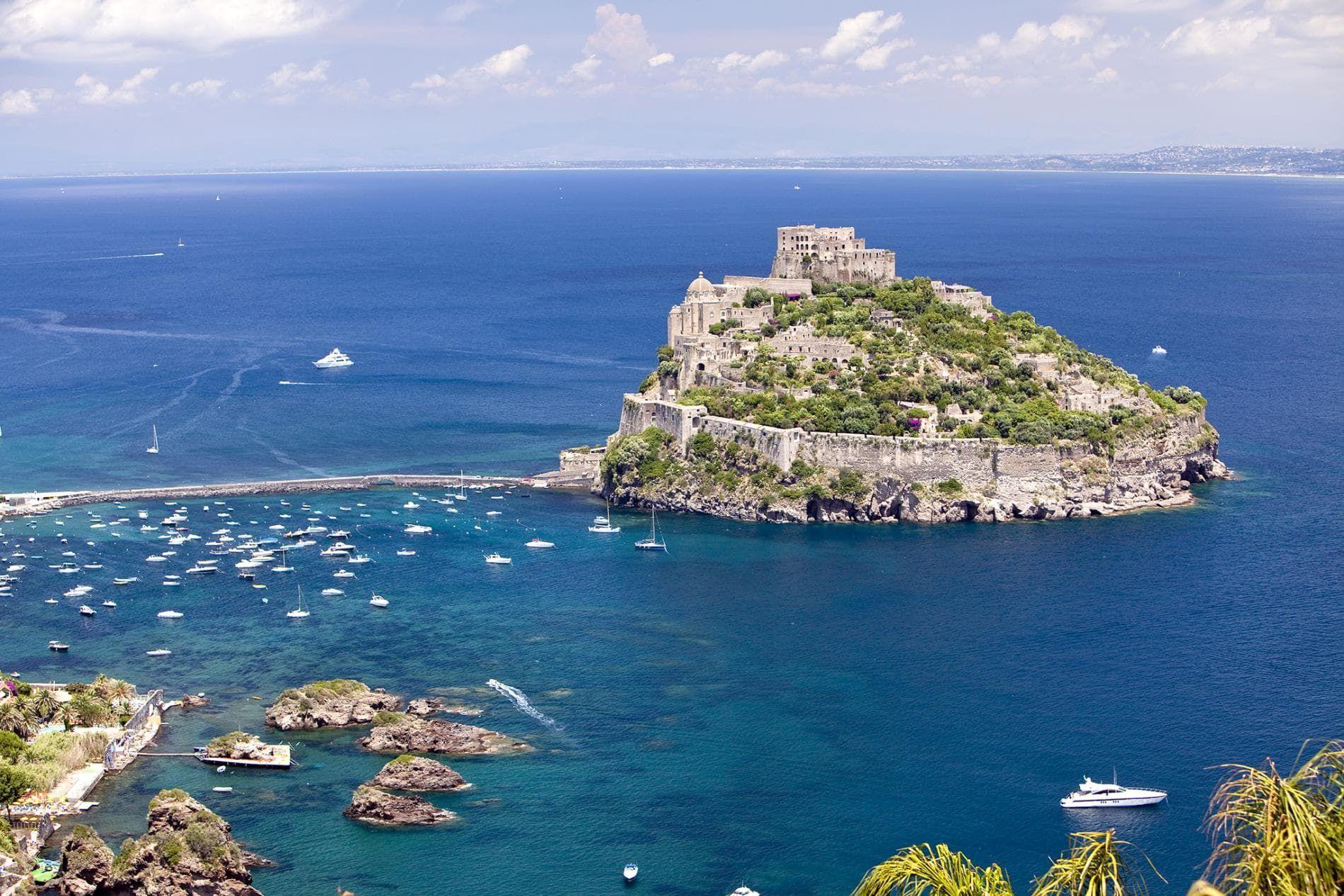 Ischia, l'île dont vous n'avez jamais entendu parler