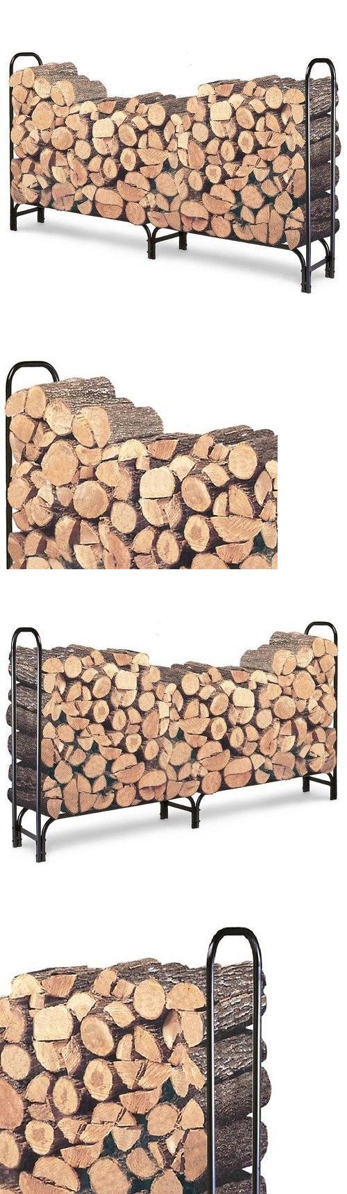 ebay firewood rack
