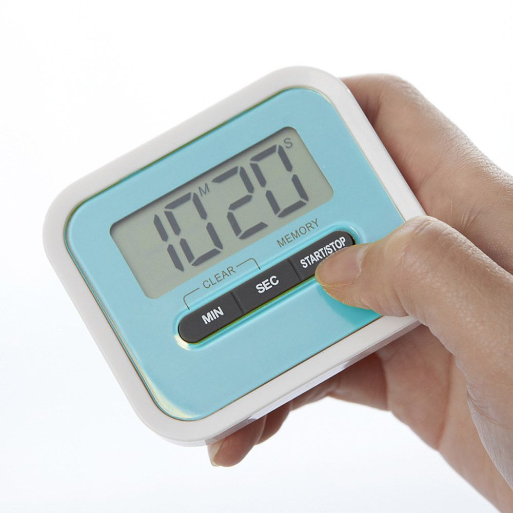 Magnetic Digital Touch Screen Timer with New Loude… | Magnetic ...