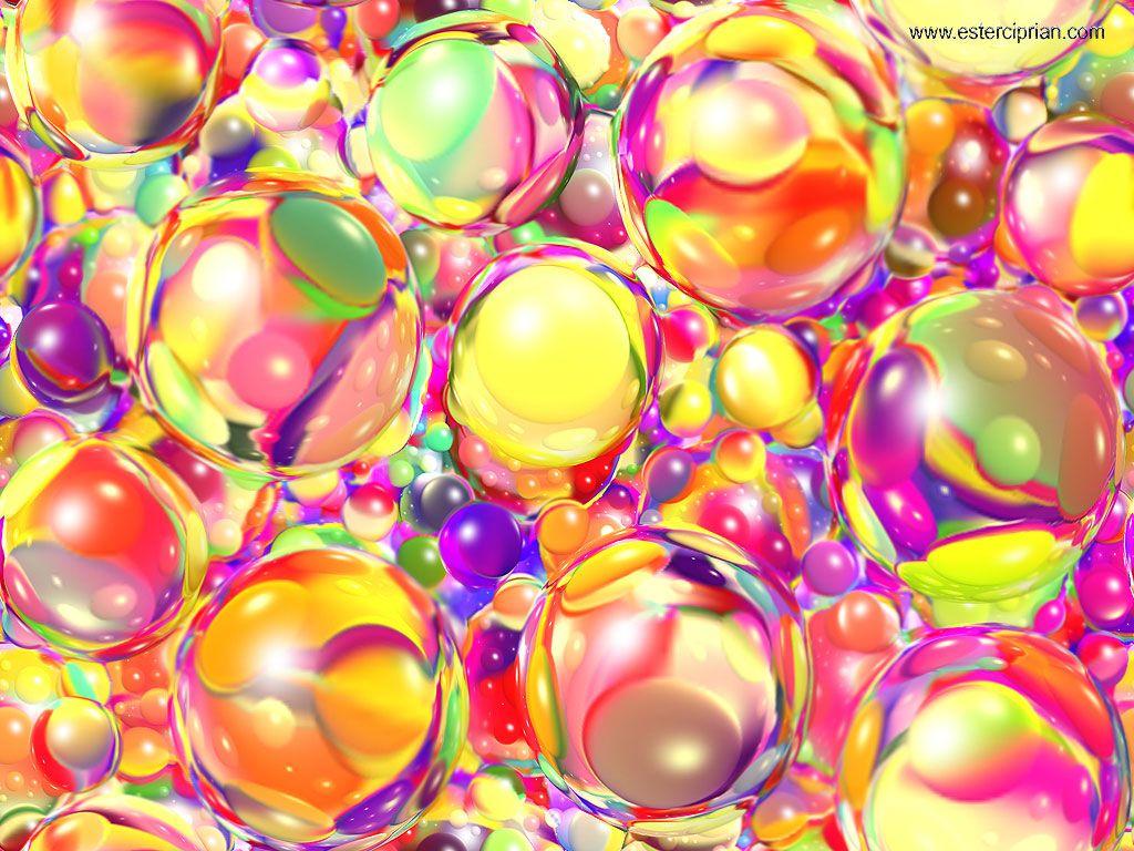 Bolorisia .Textura De Burbujas En Colores, Naranja
