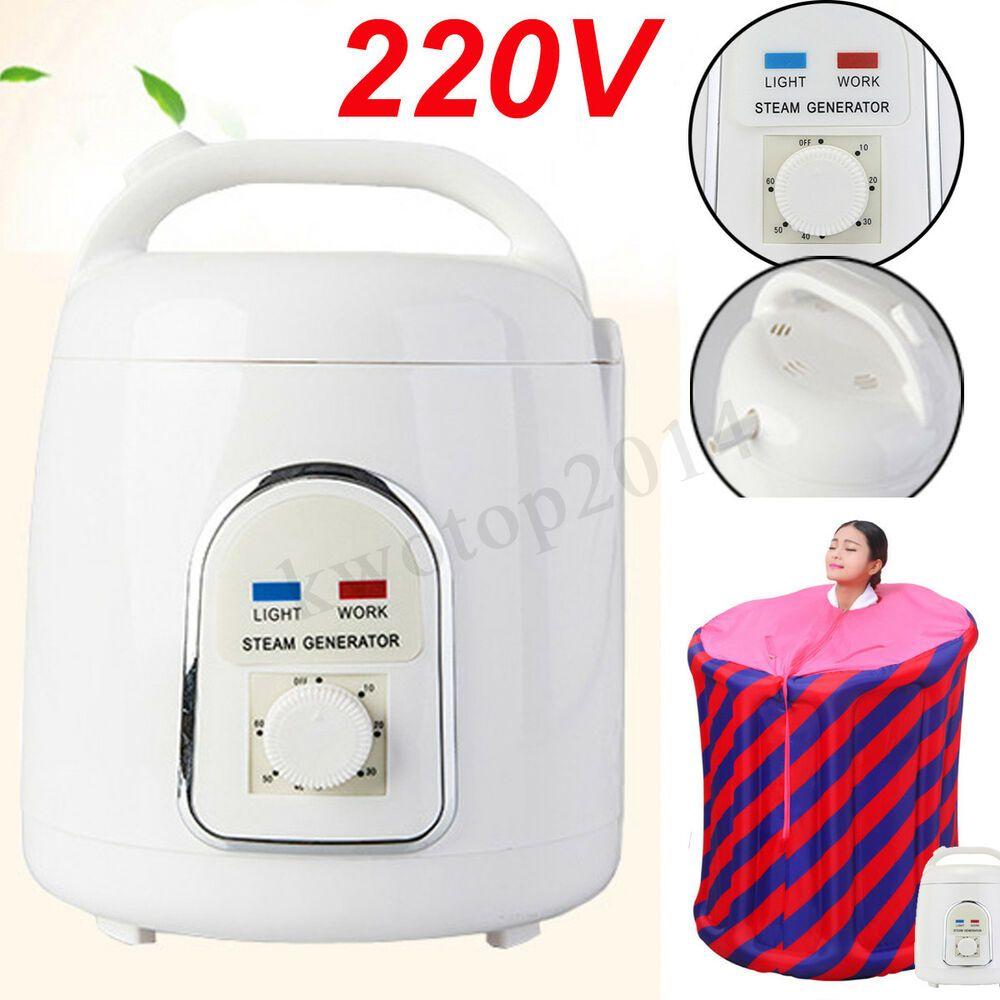 Home Sauna Home Sauna Ideas Sauna Homesauna 1 8l 220v Portable