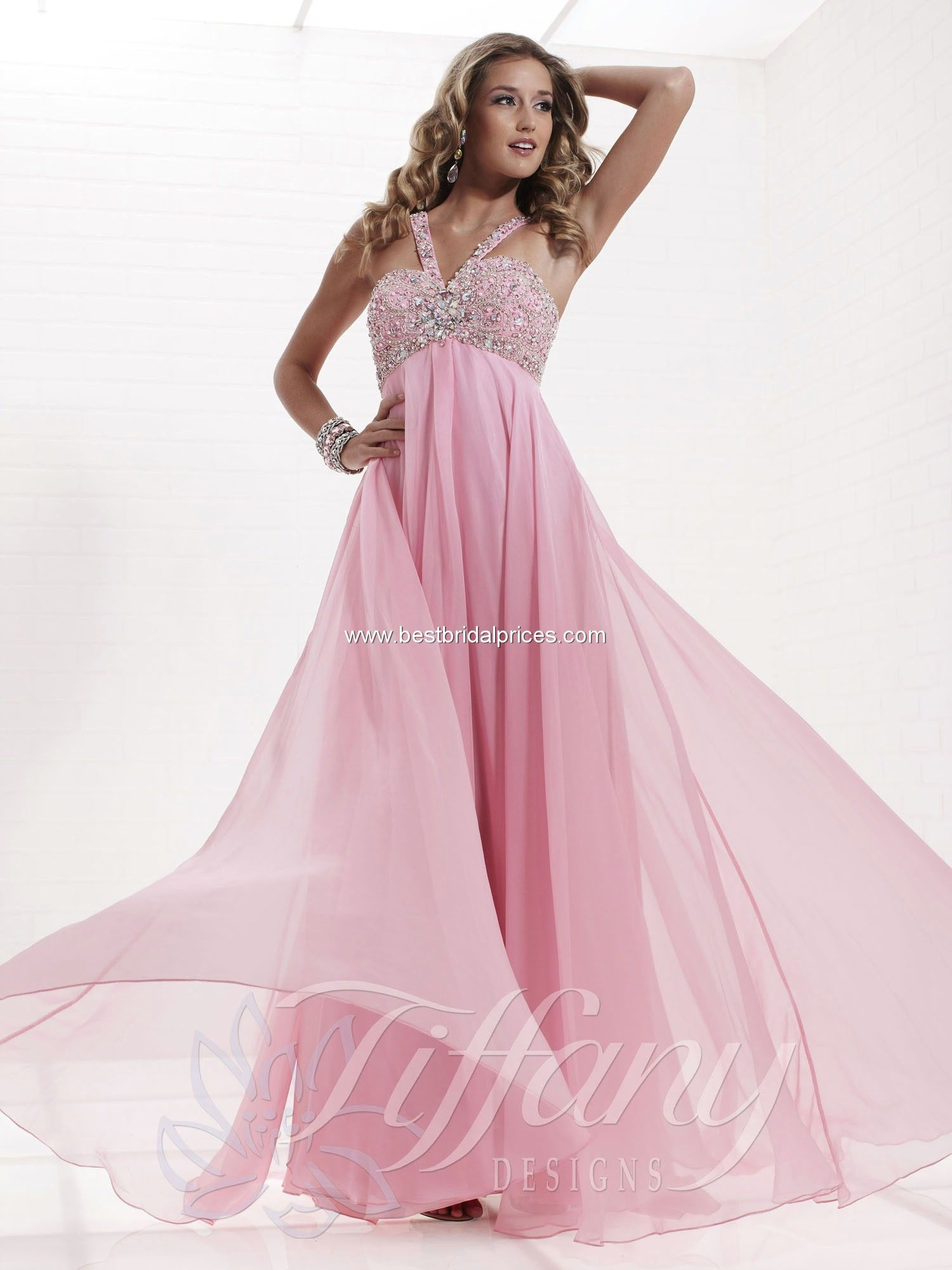 Tiffany Prom Dresses - Style 16740 | Take me to Prom | Pinterest