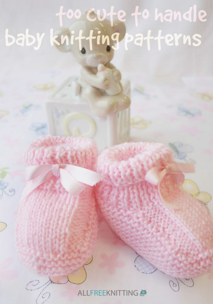 301 Too Cute to Handle Baby Knitting Patterns   Pinterest   Knitting ...