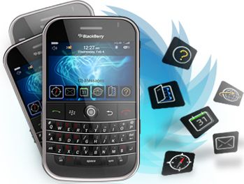 How to develop applications for blackberry